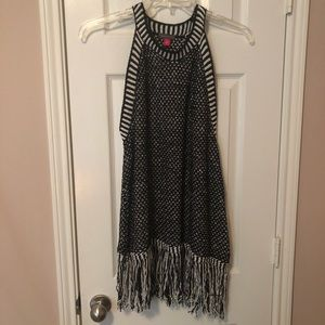 Vince Camuto Knitted Tank